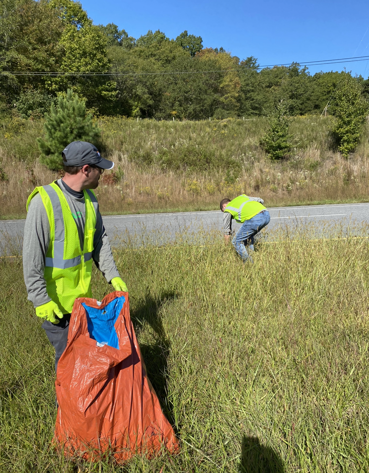 Keeping Rutherford County Beautiful – One Road at a Time