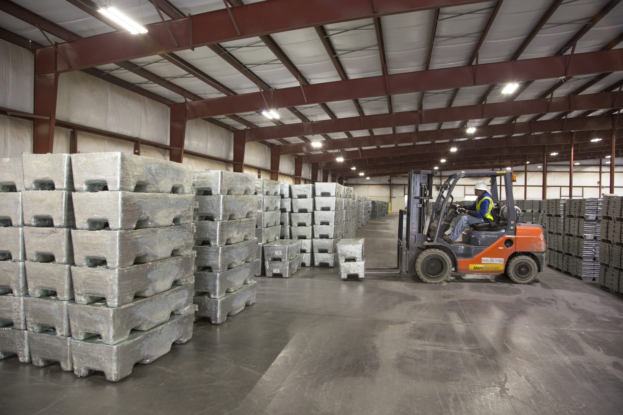 American Zinc Products Marks First Anniversary of Zinc Production